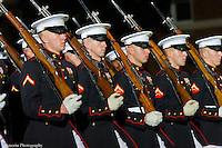 The 2012 USMC Evening Parade