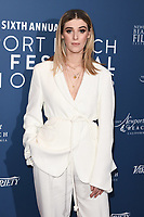 Honor Swinton Byrne<br /> arriving for the Newport Beach Film Festival UK Honours 2020, London.<br /> <br /> ©Ash Knotek  D3551 29/01/2020