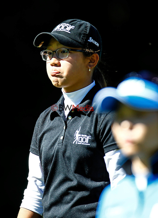 Lydia Ko, 2010. Photo: Simon Watts / BWmedia for NZ Golf<br /> All images &copy; NZ Golf and BWMedia.co.nz