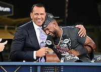 10/28/18 - Los Angeles:  World Series on Fox - Game 5 - Boston Red Sox vs LA Dodgers - Postgame