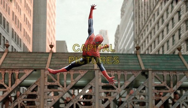 TOBEY MAGUIRE.in Spiderman 2.*Editorial Use Only*.www.capitalpictures.com.sales@capitalpictures.com.Supplied by Capital Pictures.