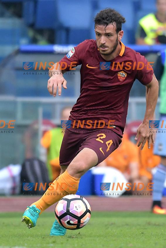 Alessandro Florenzi Roma.<br /> Roma 11-09-2016  Stadio Olimpico<br /> Campionato Serie A,<br /> AS Roma - Sampdoria<br /> Foto Antonietta Baldassarre / Insidefoto