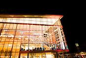 The Durham Performing Arts Center, Dec. 1, 2008.