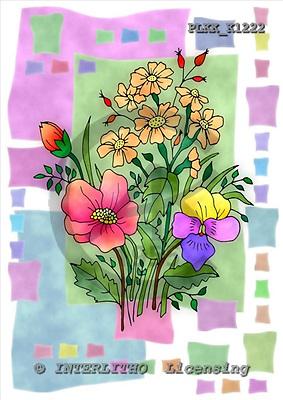 Kris, FLOWERS, paintings, PLKKK1222,#f#