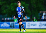 Uppsala 2015-05-21 Fotboll Superettan IK Sirius - Mj&auml;llby AIF :  <br /> Sirius Ante Bj&ouml;rkebaum under matchen mellan IK Sirius och Mj&auml;llby AIF <br /> (Foto: Kenta J&ouml;nsson) Nyckelord:  Superettan Sirius IKS Mj&auml;llby AIF portr&auml;tt portrait