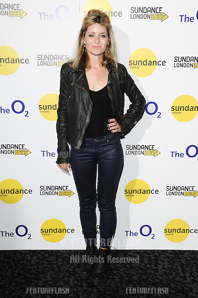 "Rosie Fellner at the screening of ""The Trip To Italy"" as part of Sundance London 2014, O2 arena, London.  25/04/2014. Picture by: Steve Vas / Featureflash"