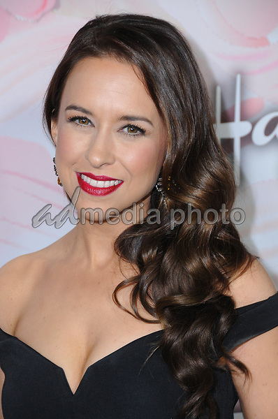 13 January 2018 - Pasadena, California - Lacey Schebert . Hallmark Channel and Hallmark Movies & Mysteries Winter 2018 TCA Event held at Tournament House. Photo Credit: Birdie Thompson/AdMedia