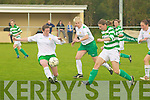 Action shots between Listowel Celtis ladies soccer team v Defence Forces Ireland in the FAI Umbro Womens Junior Cup Final at Mounthawk Parkl, Tralee on Sunday were listowel celtic defeated defences forces Ireland by 3-1...