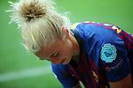 UEFA Women's Champions League 2018/2019.<br /> Semi Finals<br /> FC Barcelona vs FC Bayern Munchen: 1-0.<br /> Mapi Leon.