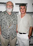 Phillip Bosco and Robin Lefevre  ( Director ) attending the press Meet and Greet with the cast of The Roundabout Theatre Company production of HEARTBREAK HOUSE in New York City.<br />August 23, 2006