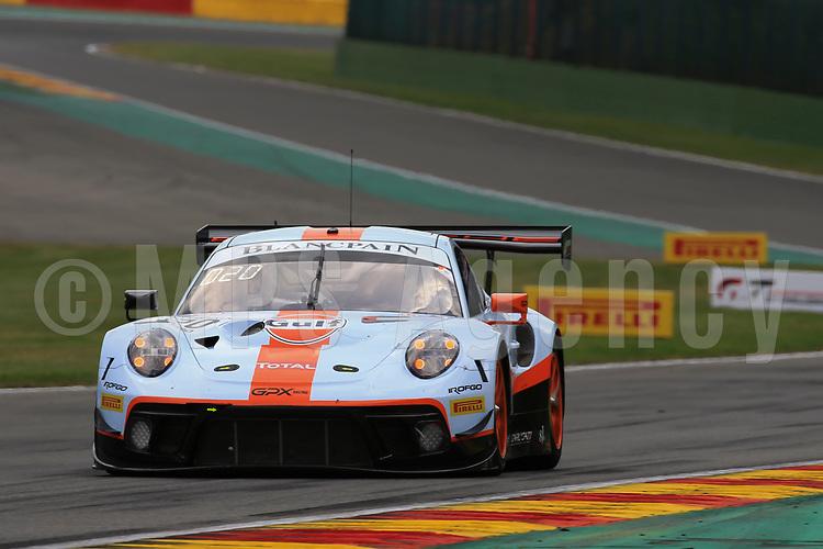 #20 GPX RACING (UAE) PORSCHE 911 GT3 R KEVIN ESTRE (FRA) MICHAEL CHRISTENSEN (DNK) RICHARD LIETZ(AUT)