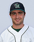 """Greg Lutton, Junior; Pitcher .5'9"""" 175 lbs. Bats/Throws: L/L .(New Haven, V.T./SUNY Albany) .A native of Vermont, Lutton transferred to SUNY Albany after the University of Vermont discontinued their baseball team. This season he was one of the top relievers for the Great Danes posting a 3-0 mark in 19 appearances. ."""