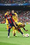 2014-09-17-FC Barcelona vs Apoel FC: 1-0.