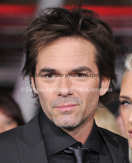 Billy Burke attends The world premiere of Summit Entertainment's THE TWILIGHT SAGA: BREAKING DAWN -PART 2 held at  Nokia Theater at L.A. Live in Los Angeles, California on November 12,2012                                                                               © 2012 DVS / Hollywood Press Agency