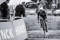 Grega Bole (SLV/Bahrain Merida)<br /> <br /> <br /> Binckbank Tour 2017 (UCI World Tour)<br /> Stage 2: ITT Voorburg (NL) 9km