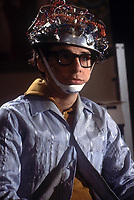 Ghostbusters (1984) <br /> Rick Moranis<br /> *Filmstill - Editorial Use Only*<br /> CAP/KFS<br /> Image supplied by Capital Pictures