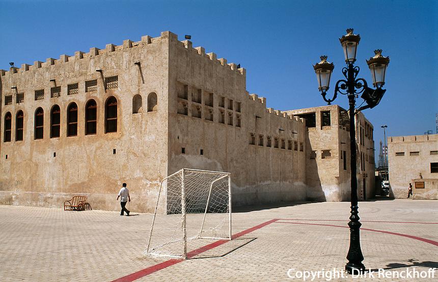 Vereinigte arabische Emirate (VAE, UAE), Sharja, Sharja Arts Museum