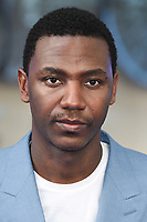 Jerrod Carmichael at the global premiere for &quot;Transformers: The Last Knight&quot; at Leicester Square Gardens, London, UK. <br /> 18 June  2017<br /> Picture: Steve Vas/Featureflash/SilverHub 0208 004 5359 sales@silverhubmedia.com
