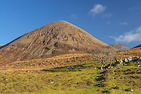 Slapin Mound, Isle of Skye, Scotland