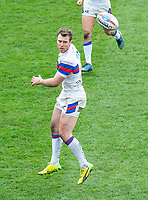Picture by Allan McKenzie/SWpix.com - 08/04/2018 - Rugby League - Betfred Super League - Wakefield Trinity v Leeds Rhinos - The Mobile Rocket Stadium, Wakefield, England - Matty Ashurst.