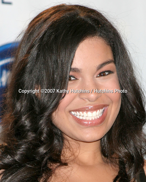 Jordin Sparks.Winner.American Idol Finale  Season 6.Kodak Theater.Los Angeles, CA.May 23, 2007.©2007 Kathy Hutchins / Hutchins Photo