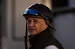 OCT 26: Mike Smith at Santa Anita Park in Arcadia, California on Oct 26, 2019. Evers/Eclipse Sportswire/Breeders' Cup