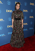 02 February 2019 - Hollywood, California - Marina de Tavira. 71st Annual Directors Guild Of America Awards held at The Ray Dolby Ballroom at Hollywood & Highland Center. Photo Credit: F. Sadou/AdMedia