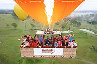 20160201 February 01 Hot Air Balloon Gold Coast