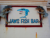 ENGLAND, Brighton, Jaws fish Bar