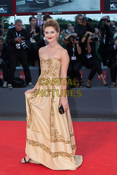 Lidiya Liberman  at the premiere of Blood Of My Blood at the 2015 Venice Film Festival.<br /> September 8, 2015  Venice, Italy<br /> CAP/KA<br /> &copy;Kristina Afanasyeva/Capital Pictures