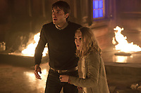 DOWN A DARK HALL (2018)<br /> Jules (Noah Silver) and Kit (AnnaSophia Robb) in DOWN A DARK HALL. Photo Credit: Lionsgate Premiere.<br /> *Filmstill - Editorial Use Only*<br /> CAP/FB<br /> Image supplied by Capital Pictures