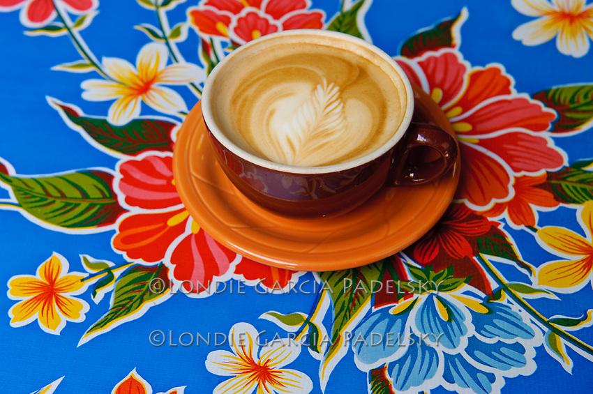 Cafe Latte, San Luis Obispo, California
