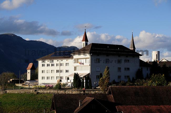 Kloster, Schellenberg, Liechtenstein