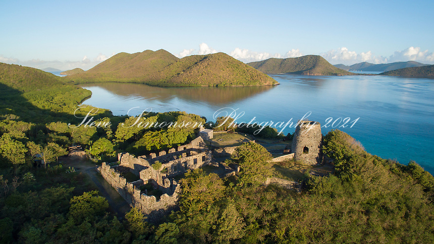 Annaberg Plantation Ruins<br />