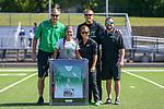 DENTON TEXAS, October 21 University of North Texas Soccer in Denton, Texas on October 21, 2018 (Photo Rick Yeatts Photography/Colin Mitchell)