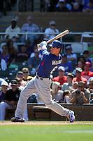 Cody Bellinger - Los Angeles Dodgers 2016 spring training (Bill Mitchell)