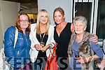 Lartigue Fund Raiser: Attending the fund raiser  Bar-B-Q for the Lartigue Monorail at The Carry Out store, Listowel on Saturday nigh last were Elaine Worts, Breda Loughnane, Sisi Crean & Eileen Worts.