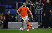 Daley Blind (Niederlande) - 19.11.2018: Deutschland vs. Niederlande, 6. Spieltag UEFA Nations League Gruppe A, DISCLAIMER: DFB regulations prohibit any use of photographs as image sequences and/or quasi-video.
