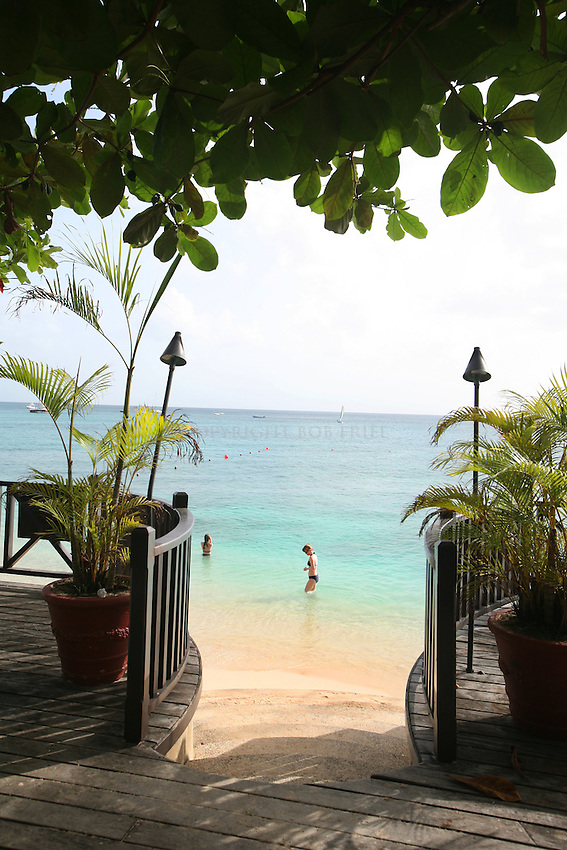 The Sandpiper.Holetown, St. James Parish.Barbados.