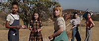 Annabelle: Creation (2017)<br /> Lulu Wilson &amp; Tayler Buck<br /> *Filmstill - Editorial Use Only*<br /> CAP/KFS<br /> Image supplied by Capital Pictures
