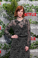 Ines de Leon attends the photocall for 'Triple Frontier' at Callao Cinema on March 06, 2019 in Madrid, Spain. (ALTERPHOTOS/Alconada)<br /> Foto Alterphotos / Insidefoto<br /> ITALY ONLY