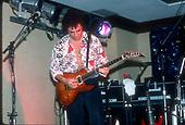 Neal Schon; Journey; 1988; Live; NAMM Show<br /> Photo Credit: Eddie Malluk/Atlas Icons.com