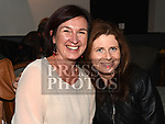 Celina Bonallie and Lorraine Murphy at the Slane GFC grand draw night at Dolly Mitchells. Photo:Colin Bell/pressphotos.ie