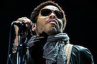 LISBOA, PORTUGAL, 01 JUNHO 2012 - ROCK IN RIO LISBOA - Apresentacao do cantor Lenny Kravitz no Palco Mundo durante o Rock in Rio Lisboa, em Portugal, nesta sexta-feira. (FOTO: VANESSA CARVALHO / BRAZIL PHOTO PRESS).