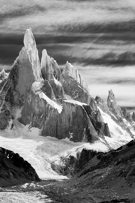 Chili - Fitzroy, Torres del Paine