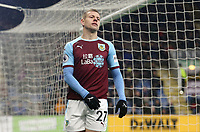 Burnley's Matej Vydra rues a late missed opportunity<br /> <br /> Photographer Rich Linley/CameraSport<br /> <br /> The Premier League - Burnley v Leicester City - Saturday 16th March 2019 - Turf Moor - Burnley<br /> <br /> World Copyright © 2019 CameraSport. All rights reserved. 43 Linden Ave. Countesthorpe. Leicester. England. LE8 5PG - Tel: +44 (0) 116 277 4147 - admin@camerasport.com - www.camerasport.com