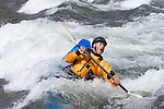 8.0 megapixel digital capture.  Alex Carlson at Happy Hole on the Wenatchee River at Peshastin, WA in May 2005