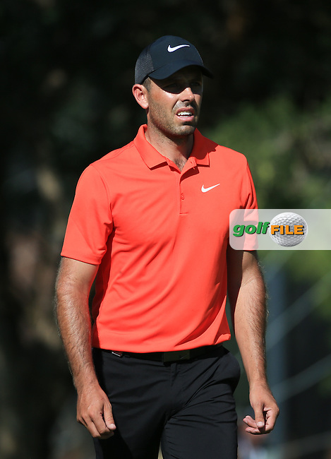 Charl Schwartzel (RSA) in action during Round Three of the 2016 Tshwane Open, played at the Pretoria Country Club, Waterkloof, Pretoria, South Africa.  13/02/2016. Picture: Golffile | David Lloyd<br /> <br /> All photos usage must carry mandatory copyright credit (&copy; Golffile | David Lloyd)