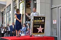 LOS ANGELES, CA. August 20, 2018: Jennifer Garner & Bryan Cranston at the Hollywood Walk of Fame Star Ceremony honoring actress Jennifer Garner.