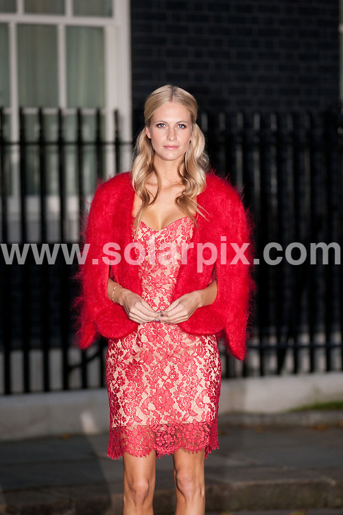 **ALL ROUND PICTURES FROM SOLARPIX.COM**                                             **NO UK NEWSPAPER PUBLICATION**.**UK MAGAZINE & SUPPLEMENT PUBLICATION ONLY** AND NO PUBLICATION IN AUSTRALIA, BELGIUM, FRANCE, GERMANY, ITALY, SCANDINAVIA AND USA**                                                                                  .Poppy Delevigne attends a reception in Downing Street tonight  held by Samantha Cameron to celebrate London Fashion Week.This pic:   Poppy Delevigne                                                                                                                JOB REF:    14007  SFE       DATE: 21.09.2011                                                            **MUST CREDIT SOLARPIX.COM OR DOUBLE FEE WILL BE CHARGED**                                                                      **MUST AGREE FEE BEFORE ONLINE USAGE**                               **CALL US ON: +34 952 811 768 or LOW RATE FROM UK 0844 617 7637**